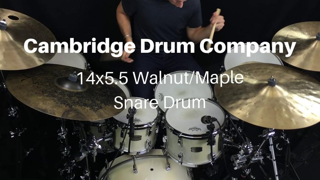 Online Drum Videos Cambridge Drum Company