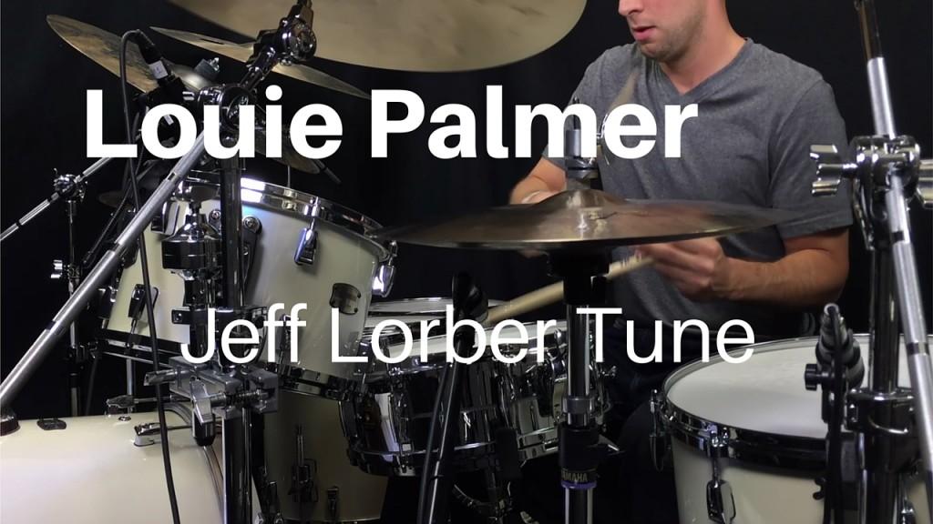 Online Drum Videos Jeff Lorber Tune