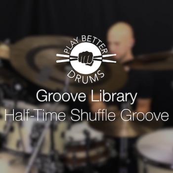 Online Drum Videos Shuffle Groove